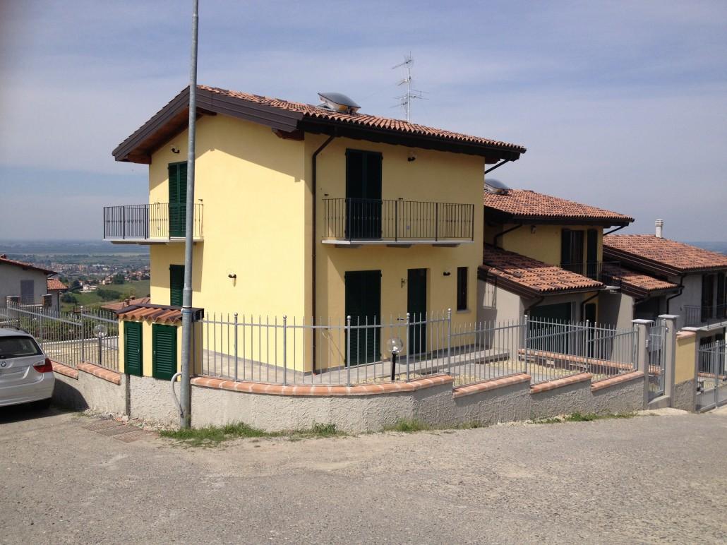 Costruzioni delmonte s r l ville a schiera e complessi for Immagini villette a schiera