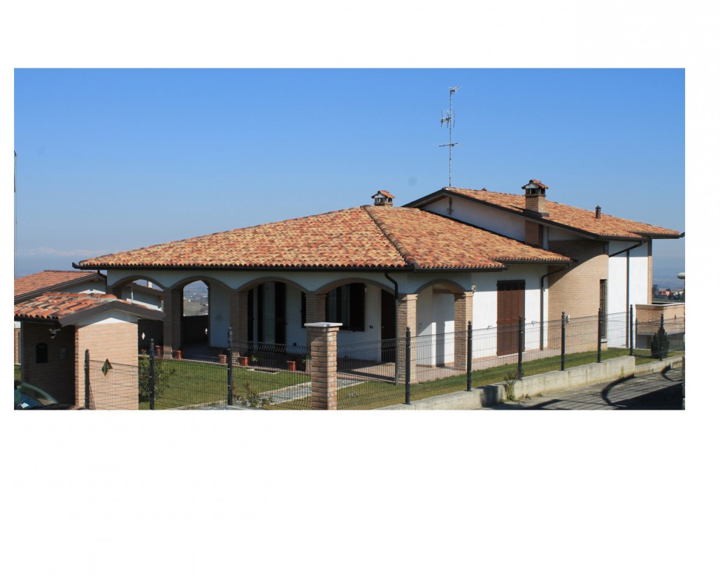 Costruzioni delmonte s r l esempi di ville realizzate for Immagini di entrate di ville