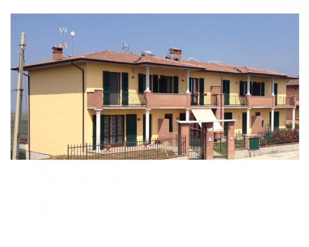 Costruzioni delmonte s r l ultima villa a schiera for Foto di case mediterranee